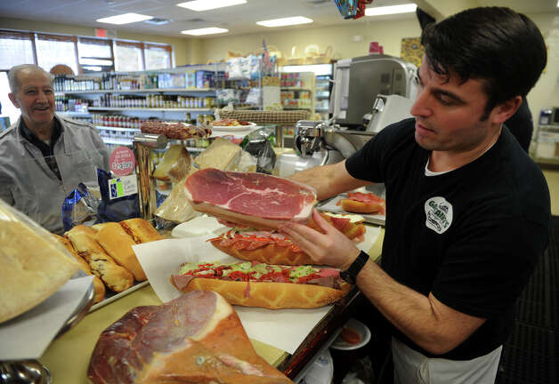 Gaetano's Market at 292 Elm Street in Monroe, Conn., on Wednesday, March 13, 2013. Photo: Brian A. Pounds / Connecticut Post