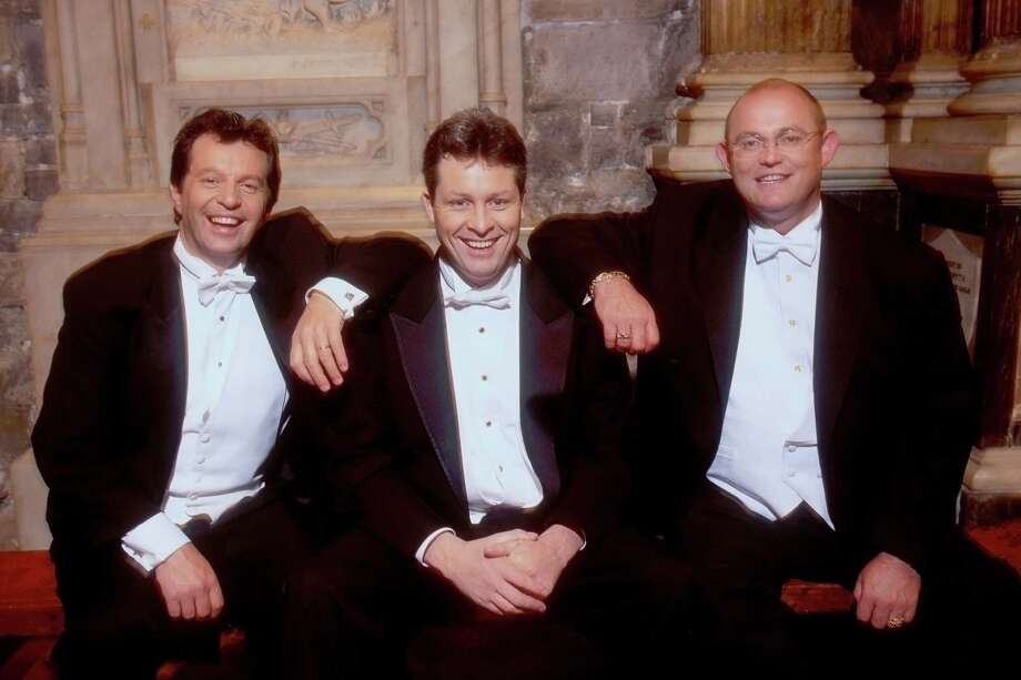 "The Irish Tenors will sing a mix of pop and traditional Irish songs when they bring their ""Let's Celebrate Ireland Tour"" to town at 8 p.m. Friday at Proctors in Schenectady. Click here for more information. (Courtesy Proctors)"