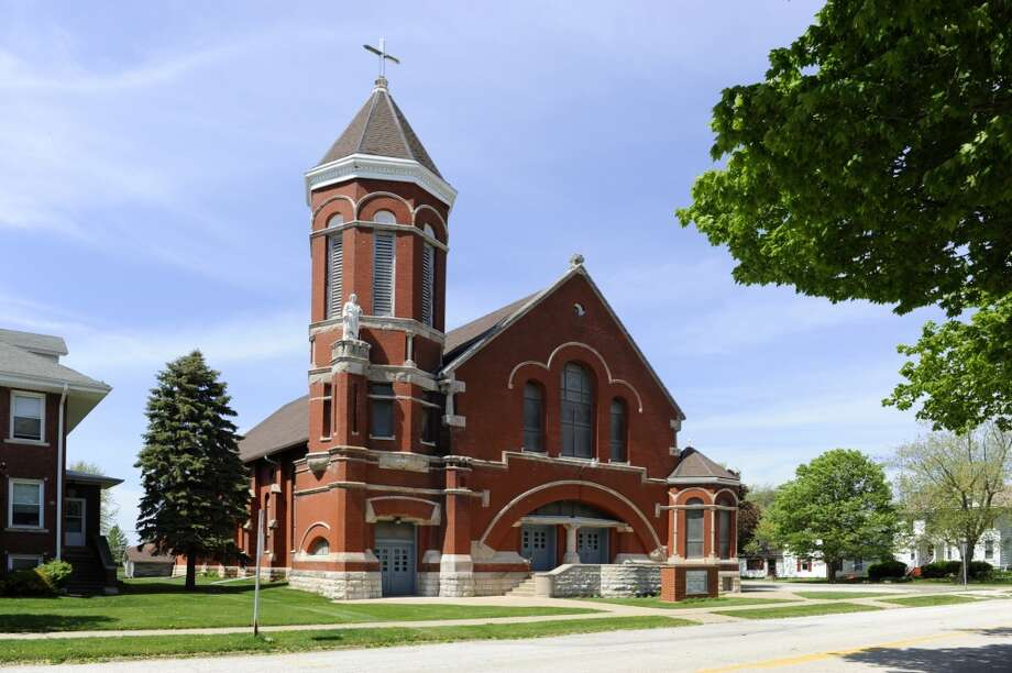 Click through this slideshow to see the 10 most Catholic U.S. states.No. 10 : Illinois has the 10th highest concentrations of Catholics among the U.S. States -- 29.4 percent. St. Paul Catholic Church along Route 66, ODell, Illinois