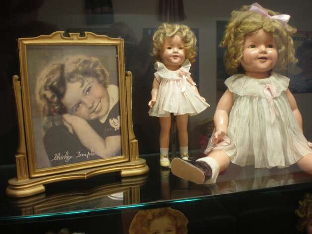 From the personal Shirley Temple collection of Barry Barsamian.
