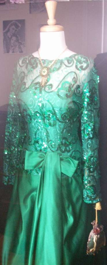 Margaret O'Brien's I. Magnin dress, from the collection of Barry Barsamian.