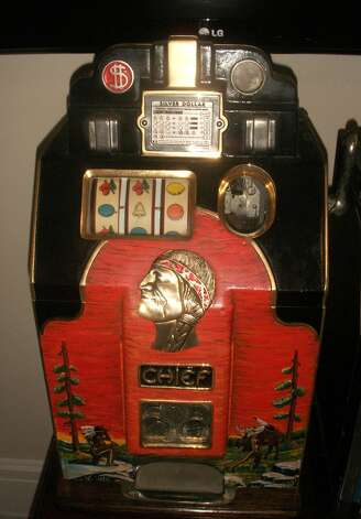 Steve Squires is sharing his impressive slot machine collection because they were invented in San Francisco.