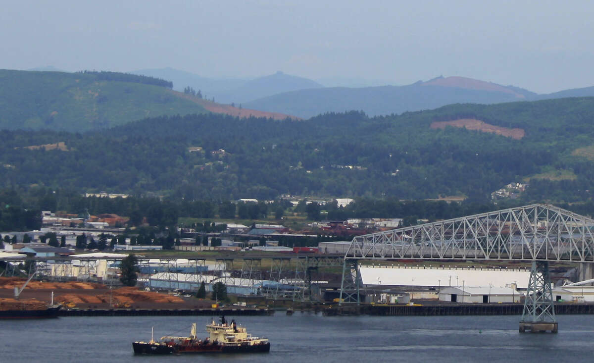 Longview, Washington, pictured in a file photo.