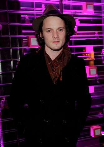 Actor Anton Yelchin attends Victoria's Secret SWIM 2013 Party hosted by Victoria's Secret angels Alessandra Ambrosio, Candice Swanepoel, and Karlie Kloss at a private residence on March 12, 2013 in Beverly Hills, California. Photo: Donato Sardella, WireImage / 2013 Donato Sardella
