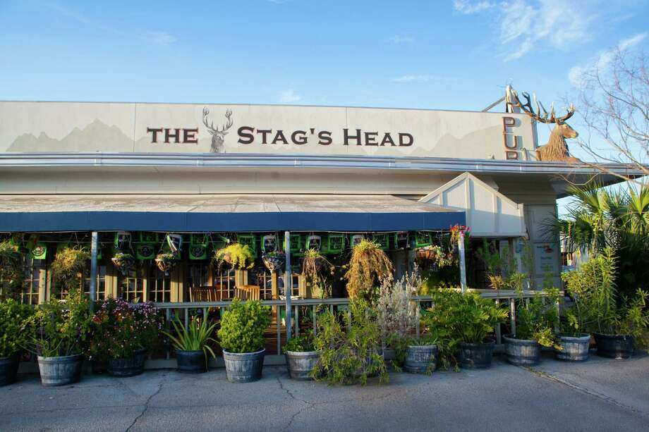 The Stag's Head features a patio that's a perfect place to kick back and enjoy happy hour. The bar will close on April 25, so you only have a few more days to take it all in.PHOTOS: See more Houston bars and restaurants that have closed in 2015 ... Photo: Marc Brubaker, Photographer / Copyright 2013 by Marc Brubaker.