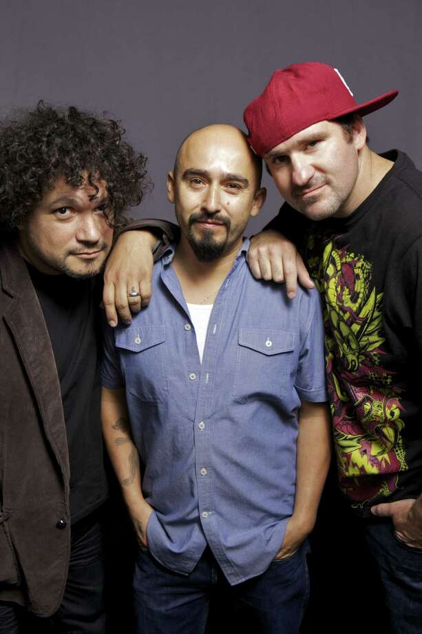 Sunday March 17 - Pearl amphitheater opens its free Échale! Latino Music Estyles music series with the wild, genre-bending Ozomatli.