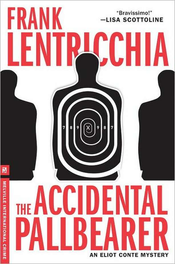 "Frank Lentricchia's ""The Accidental Pallbearer"" Photo: --"