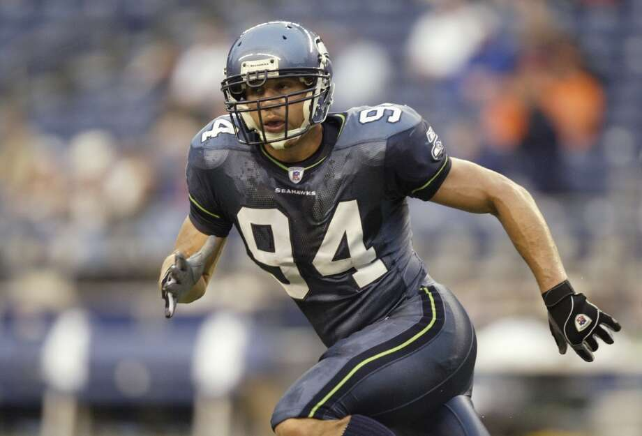 CHAD BROWN| linebacker | signed in 1997-- Previous team: Pittsburgh Steelers (4 years)After making 13 sacks in an All-Pro and Pro Bowl season with the playoff-bound Steelers in 1996, the Seahawks nabbed Brown as a free agent in the 1997 offseason. He had another All-Pro and Pro Bowl season in 1998, and took yet another trip to the Pro Bowl in 1999, during his eight-year stint in Seattle through 2004.