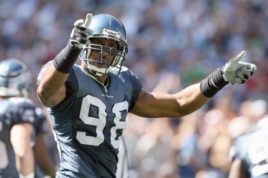JULIAN PETERSON  linebacker   signed in 2006-- Previous team: San Francisco 49ers (6 years)Peterson made his first trip to the Pro Bowl in 2002 and was All-Pro and a Pro Bowler in 2003, yet after six years with the Niners he signed with the Seahawks in the 2006 offseason. He immediately made a big impact, and went to the Pro Bowl again in all three of his seasons in Seattle. The Seahawks ended up trading him to the Lions during the 2009 offseason for a fifth-round draft pick.