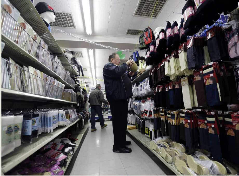 Americans spent at the fastest pace in five months in February, boosting retail spending 1.1 percent compared with January. Photo: Mike Groll / Associated Press