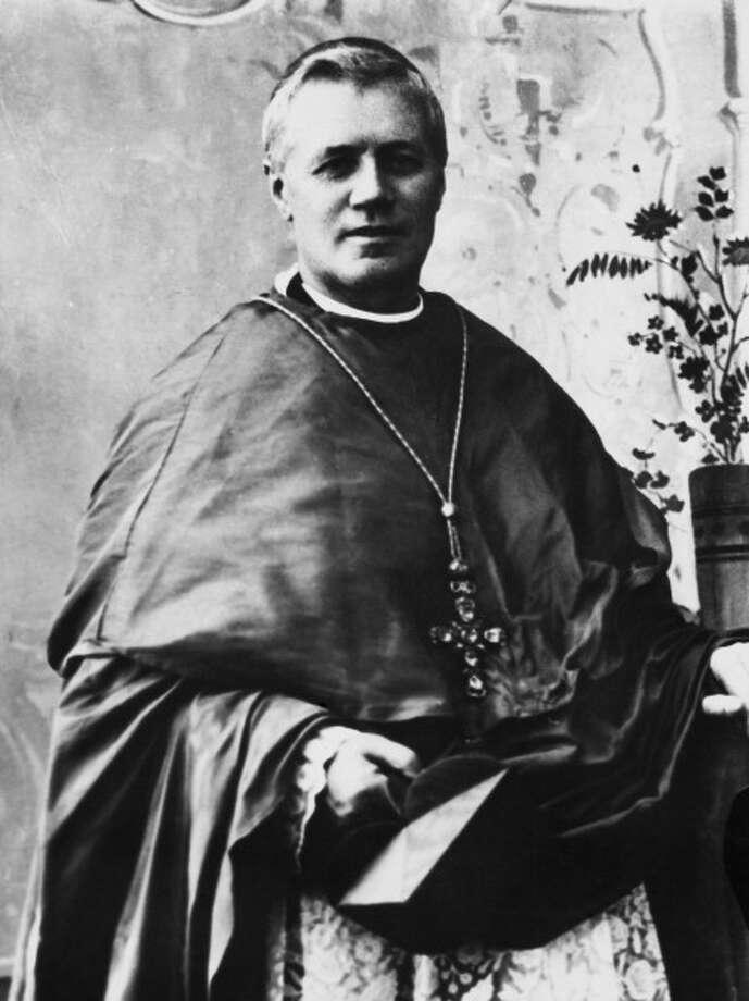 Pius XElected Aug. 4, 1903.Dow closed down 1.39 points to 49.22. Photo: Keystone-France, Gamma-Keystone Via Getty Images / 1900 Keystone-France