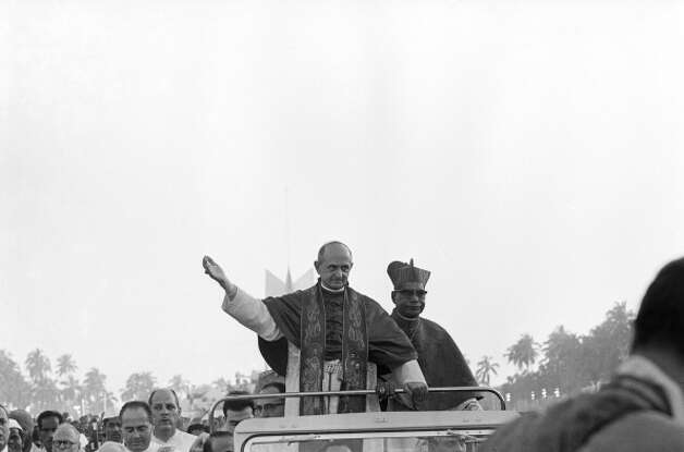 Paul VI Elected June 21, 1963Dow closed  up 1.93 points to 720.78. Photo: GERY Gerard, Paris Match Via Getty Images / Paris Match Archive