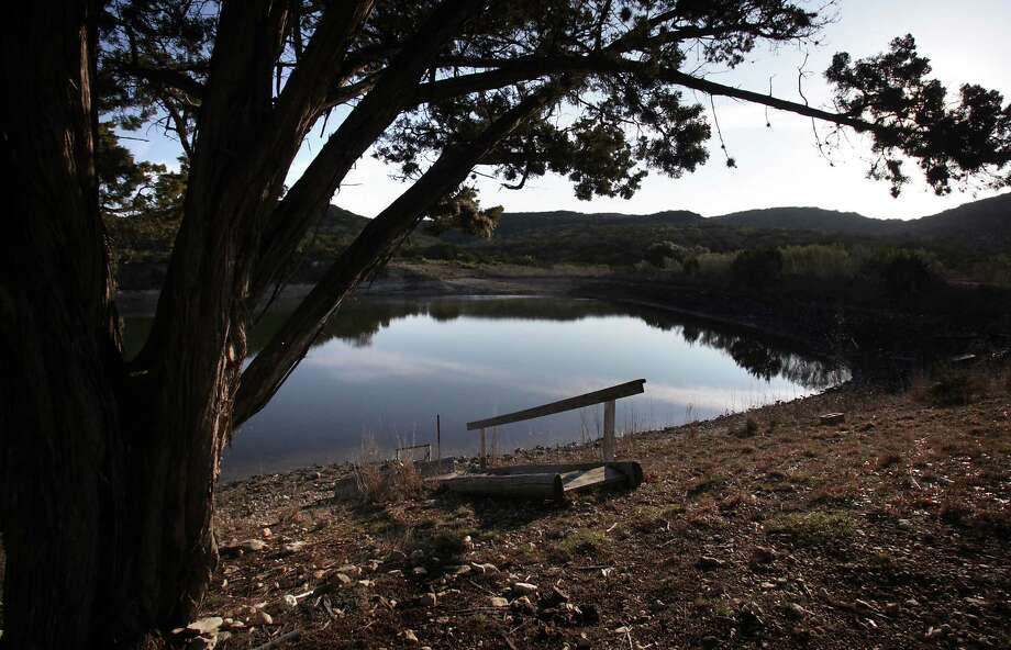 Former ranchland donated to the state by the Kronkosky Foundation is among the acreage that can't be developed into parks because of the lack of funding. Photo: Bob Owen / San Antonio Express-News