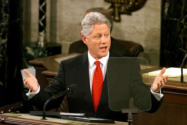 Bill Clinton. Photo: The Washington Post, Getty / 2011 The Washington Post