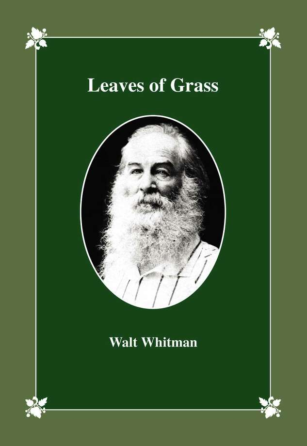 """Leaves of Grass"" has a great history as one our nation's greatest works of literature ... it was also given as a gift by a U.S. president to a young woman ...  Photo: Buyenlarge, Getty / Archive Photos"