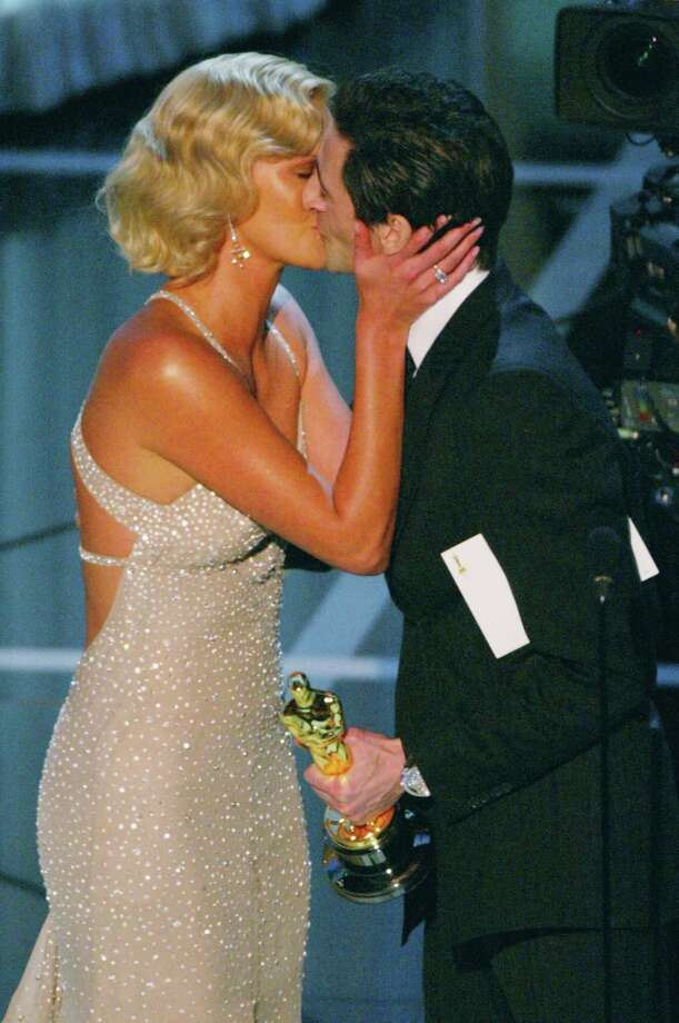 ... 2004 when Charlize Theron raised the ante. Photo: Kevin Winter, Getty / 2004 Getty Images