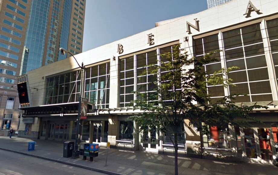 Benaroya Hall, home of the Seattle Symphony