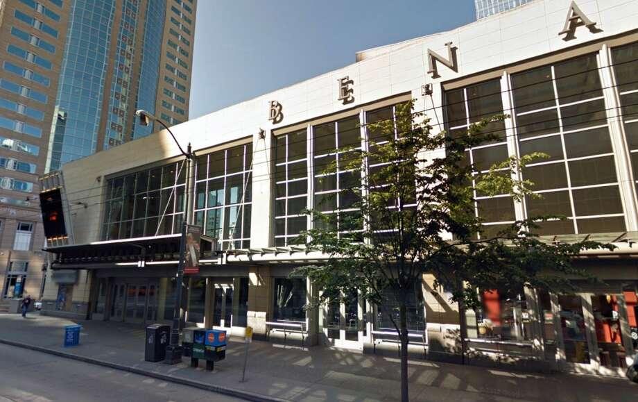 Benaroya Hall, home of the Seattle Symphony