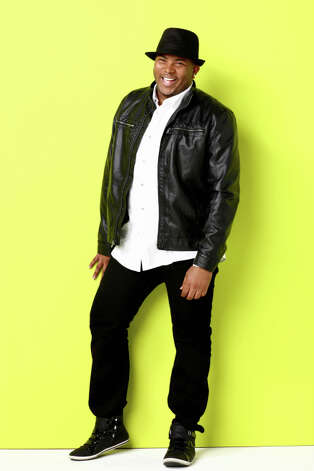 AMERICAN IDOL: Curtis Finch, Jr. CR: Matthieu Young / FOX. Copyright: FOX. ELIMINATED MARCH 14.