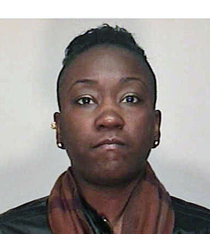 Sacha Burton, 32, of Bridgeport, has been charged with prostitution. Photo: Contributed Photo / Fairfield Citizen