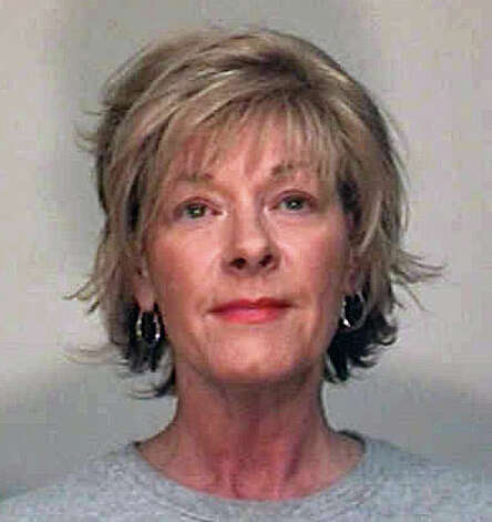 Susan Cecere, 56, of Shelton, has been charged with prostitution. Photo: Contributed Photo / Fairfield Citizen