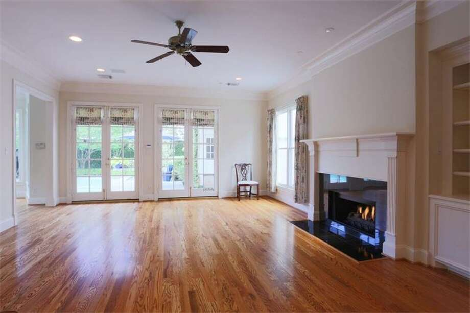 For $1.4 million, you could own this beautiful four-bedroom home in the West University area. The home has a pool, spa and space for an entertainment room.Read more about the property here. Photo: Martha Turner Properties
