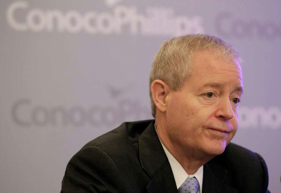 James Mulva, former ConocoPhillips CEO Base salary: $734,612Total compensation: $11.9 million Photo: Melissa Phillip, Houston Chronicle / © 2010 Houston Chronicle