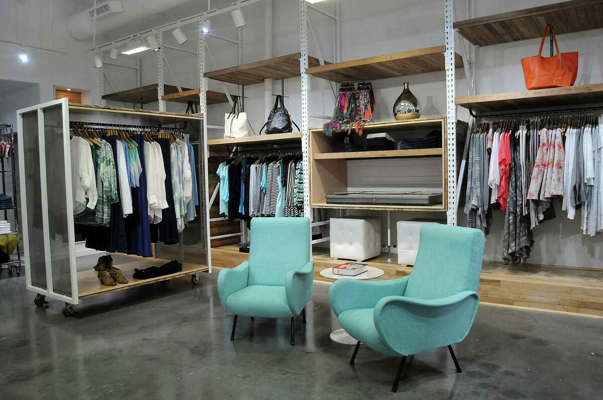 Check out Sam & Lilli store in the West Ave. (Dave Rossman/ For the Chronicle)
