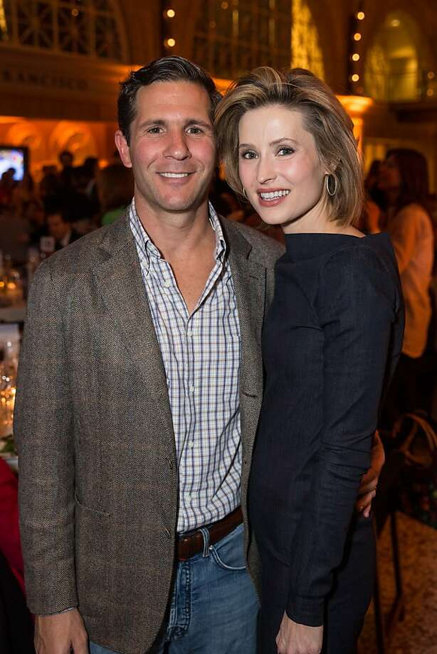 Adam Clammer and Kate Harbin Clammer at EWG's 4th annual Earth Dinner on March 13, 2013. Photo: Drew Altizer Photography, Photo : Drew Altizer