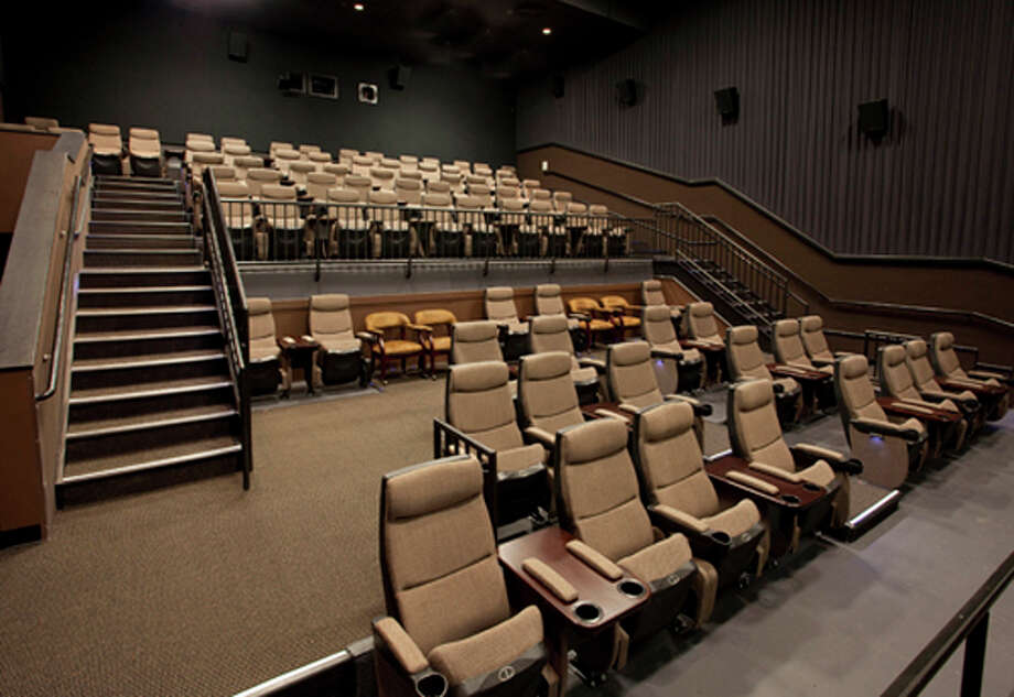 Here's a Sundance Cinema theater in Houston, with updated stadium-style seats built on risers - the kind Seattle is getting. Photo: Sundance Cinemas / Copyright 2012 Don A. Hoffman