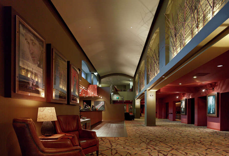 Here's the Sundance Cinemas theater lobby in Los Angeles. That's certainly not the Metro from the '80s. Photo: Sundance Cinemas