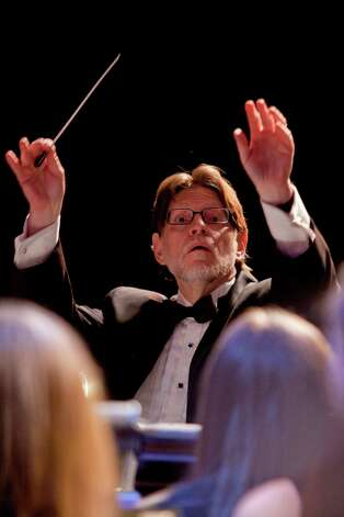 "A concert Sunday, March 24, at Sacred Heart University will feature the world premiere of ""Prayer,"" in memory of all those who died Dec. 14 in the shooting attack at Sandy Hook Elementary School. Above is composer Steven Rosenhaus. Photo: Contributed Photo"
