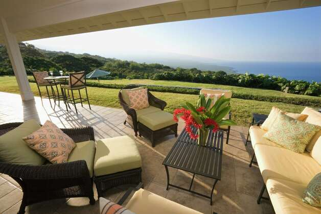 "In contrast, ""lanai"" (an open porch) features in many Honolulu listings. Photo: Alvis Upitis / (c) Alvis Upitis"