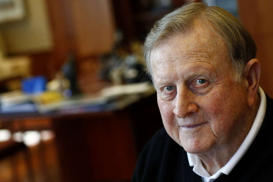 "B.J. ""Red"" McCombs is a successful San Antonio businessman. Photo: File Photo, San Antonio Express-News"