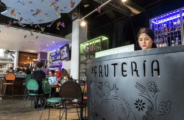 The Frutería-Botanero is chef Johnny Hernandez's contemporary eatery in Southtown. Photo: Photos By Billy Calzada / San Antonio Express-News