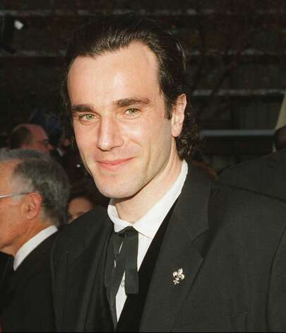FILE--Academy Award winner Daniel Day-Lewis, shown arriving at the 66th Annual Academy Awards, March 21, 1994, is playing an Irishman once again in the movie 'The Boxer,' due out this week. The British actor, who played Irishmen in 'In the Name of the Father' and 'My Left Foot', says he feels a kinship for the Irish, and has a home in Dublin. (AP Photo) / AP