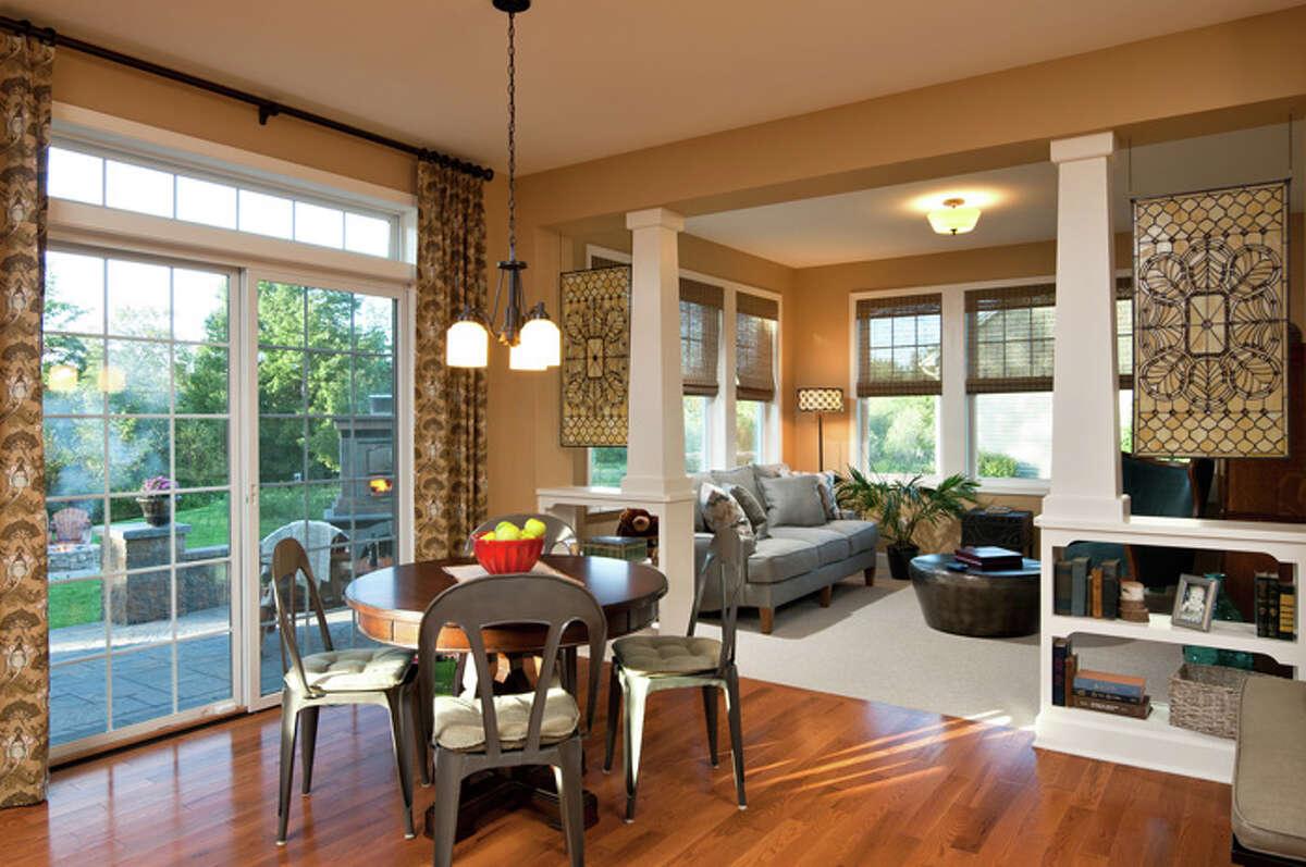 Plum & Crimson Fine Interior Design -- photo by Randall Perry