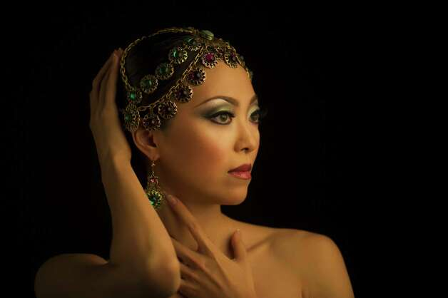 "Saki Yabumoto will dance the title role in Ballet San Antonio's ""Scheherazade."" Photo: Courtesy Alexander Devora"