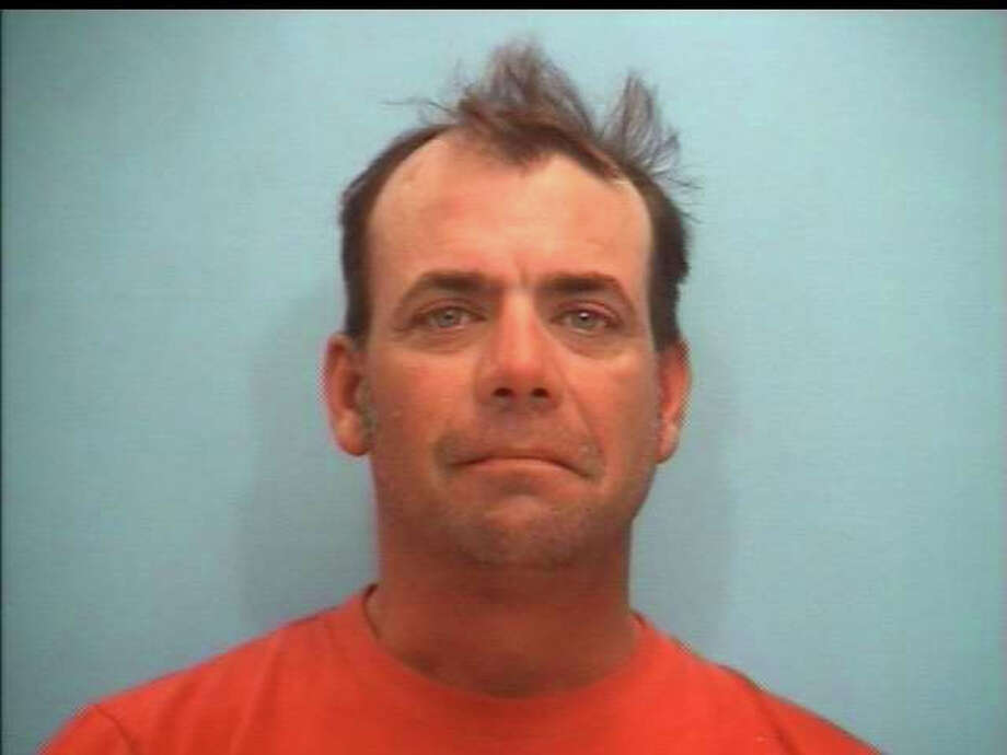 Eric Corbell, 40 from Spring. Photo: Orange County Sheriff