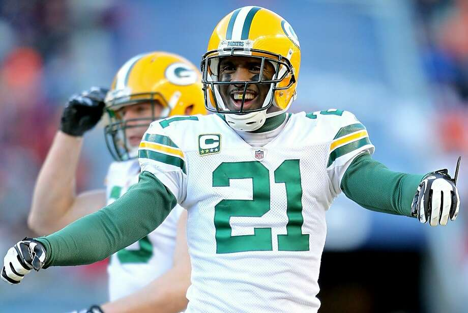 Former Packers safety Charles Woodson wants to win another Super Bowl, and the 49ers might provide the best opportunity. Photo: Andy Lyons, Getty Images