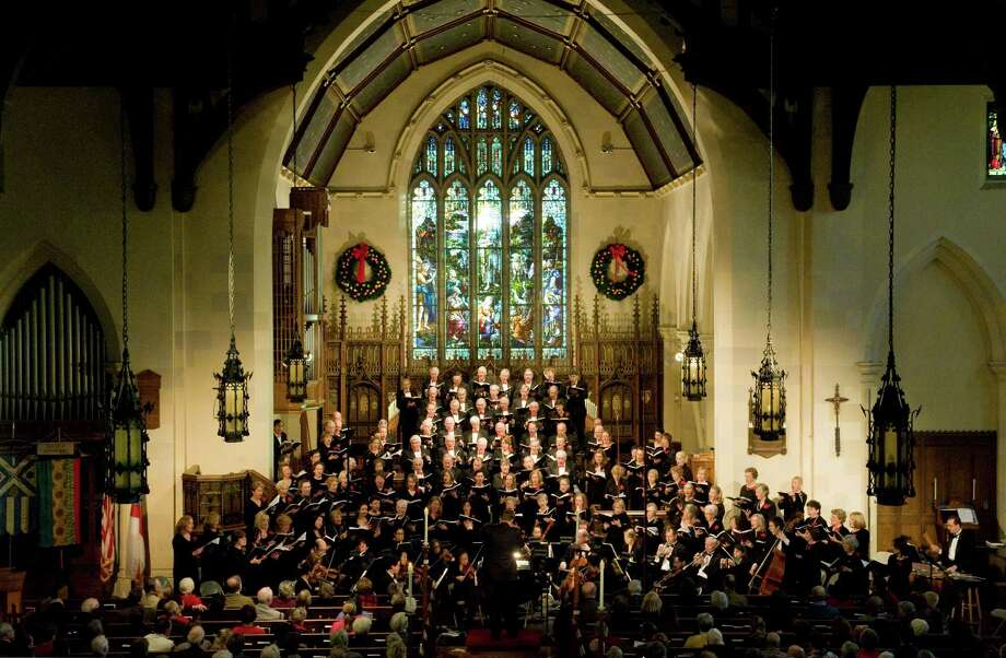 Saturday and Sunday: The Greenwich Choral Society will perform with the Stamford Symphony for two performances of Beethoven's Ninth Symphony; 8 p.m. Saturday, and 3 p.m. Sunday at the Palace Theatre in Stamford. Visit http://www.stamfordsymphony.org Photo: Contributed Photo / Stamford Advocate Contributed