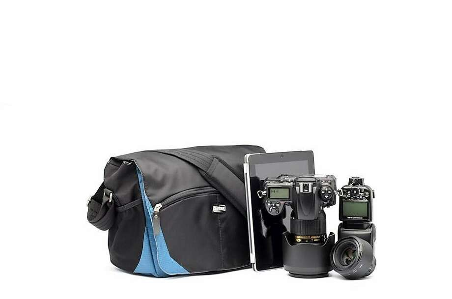 The CityWalker 10 camera bag by Think Tank Photo. Photo: Think Tank Photo