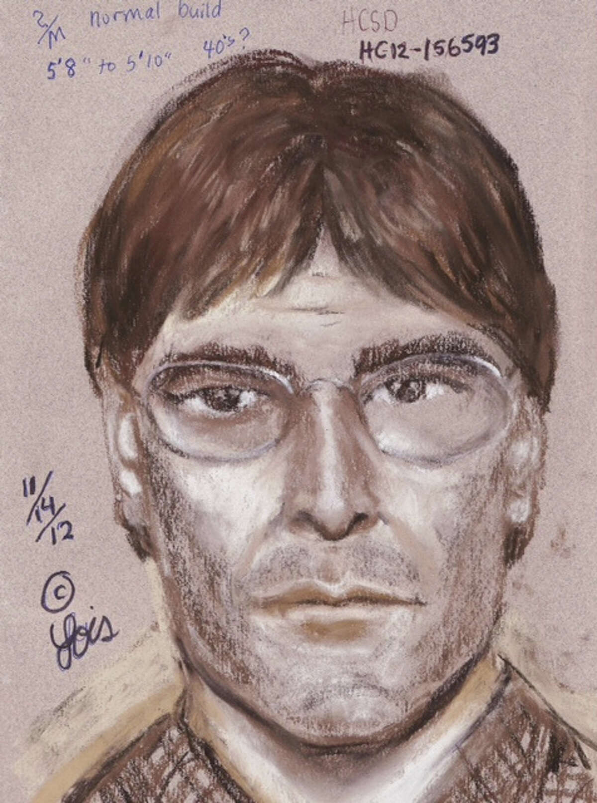 This man is wanted for questioning in the slaying of Coty Beavers, who was killed months after the death of his twin brother's girlfriend,Gelareh Bagherzadeh.