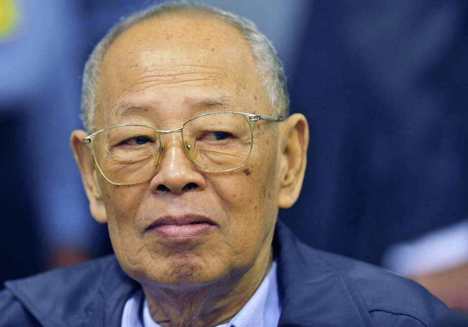 Ieng Sary co-founded Cambodia's brutal Khmer Rouge movement in 1970s.