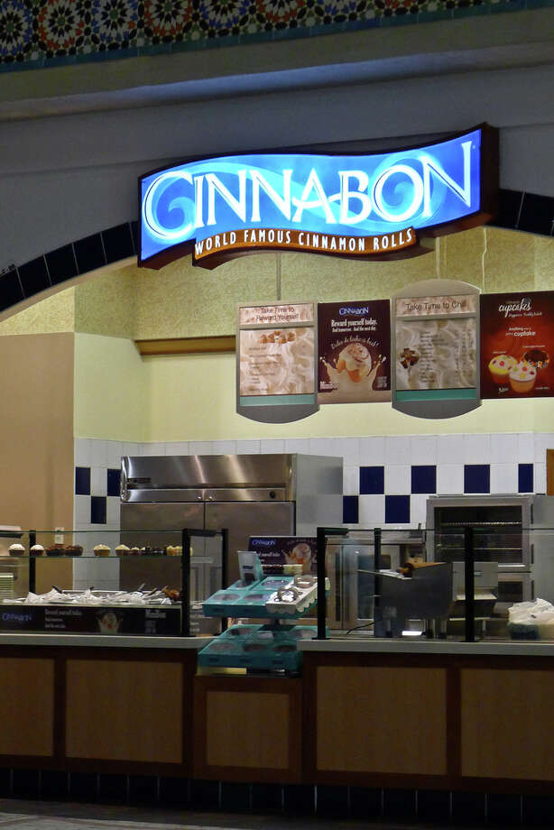 Cinnabon: When you smell that wafting bakery odor and see sticky buns the size of your face, thank Federal Way. The first Cinnabon store opened in 1985 in the SeaTac Mall, now ''The Commons at Federal Way.''