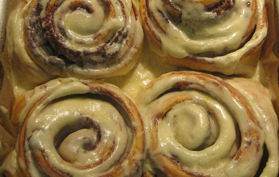 More than a thousand Cinnabons exist worldwide, including in places like Azerbaijan, Egypt and Honduras.