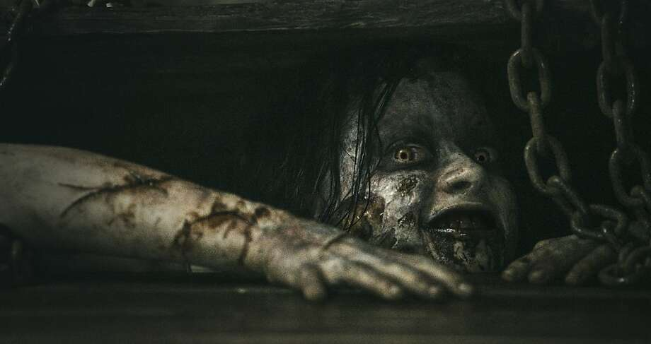 """Jane Levy stars in an """"Evil Dead"""" remake produced by Sam Raimi, director of the 1981 original. Photo: TriStar 2013"""
