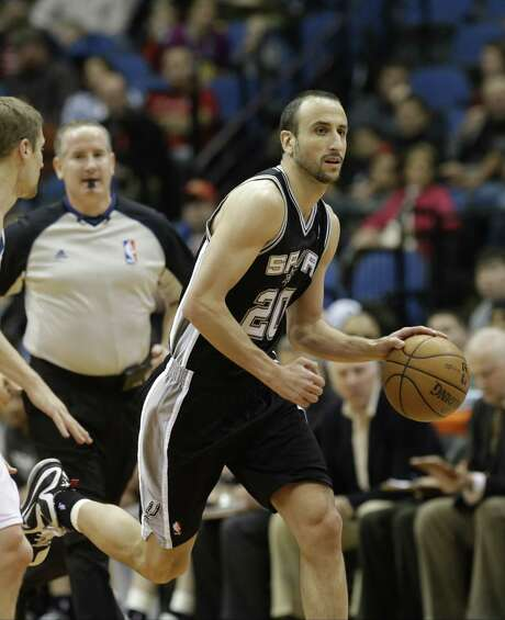 Manu Ginobili and Pope Francis both hail from Argentina.