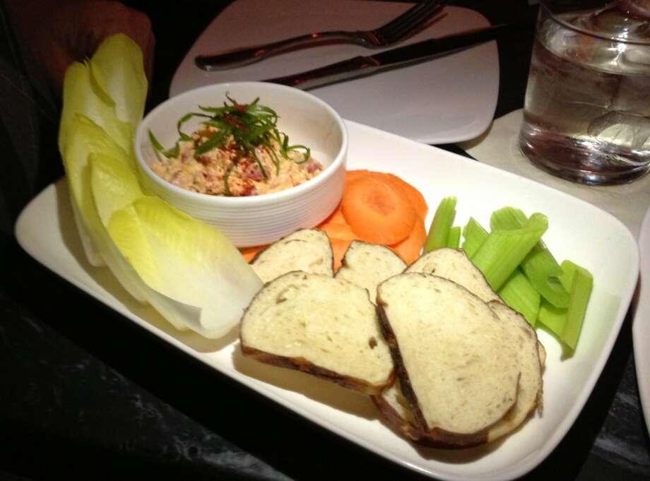 Pimiento cheese at Trick Dog