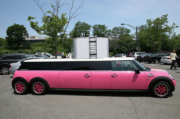 Mini: Minis are fun cars that make you reminisce about your go-cart days. But a stretch Mini limo? People might just be laughing as you drive by.  (Photo: Ciorra Photography, Flickr) Photo: Flickr